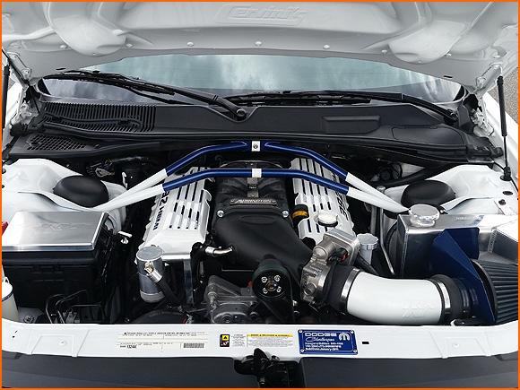 Frank's Arrington Performance 392 HEMI Powered, API Hi-Power Supercharged 2011 Challenger SRT8!