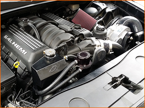 Greg's Arrington Performance 392 HEMI Powered and Procharger Supercharged 2012 Charger SRT8!
