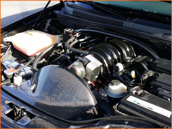 Jeff's Arrington Performance 426 HEMI Powered, Procharger Supercharged 2009 Jeep SRT8!
