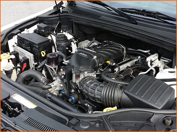 Lee's Arrington Performance 392 HEMI Powered, Arrington Supercharged 2013 Jeep SRT8!