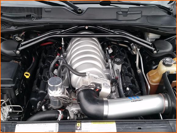 Tim's 2010 Challenger 426 HEMI SRT8 Powered by Arrington Performance!