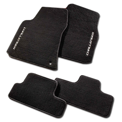 Floor Liners and Carpeting