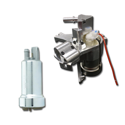 Internal and External Fuel Pumps