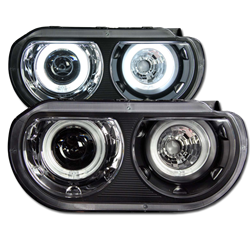Headlamps and Driving Lights