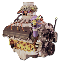 Carbureted Hemi Engine packages