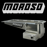 HEMI Performance Aluminum Oil Pan by Moroso