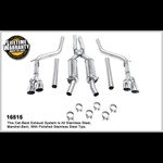Challenger RT HEMI 5.7L Magnaflow Stainless Cat-Back COMPETITION Exhaust 16515