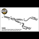 Challenger SRT8 6.1L Magnaflow Stainless Cat-Back STREET Exhaust 16509