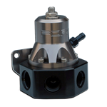 F4 Adjustable Fuel Pressure Regulator - by Fore Precision Works