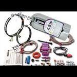 ZEX Charger Magnum 300c Nitrous System w/ Polished Bottle 82177P
