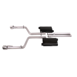 PaceSetter Challenger / LX 5.7L RT HEMI Cat-Back Exhaust