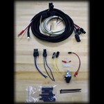 Wiring Harness for Arrington Competition 1500 Dual Pump Fuel Hat