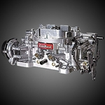 650 CFM Square Flange Electric Choke Carburetor (non EGR) by Edelbrock