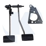 Clutch and Brake Pedal Kit