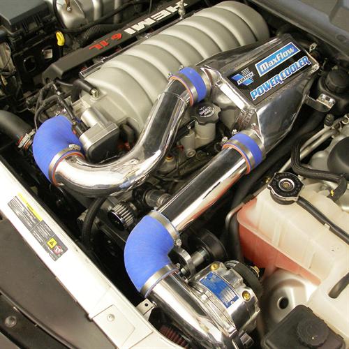 Vortech Supercharger Challenger Srt8: HEMI 6.1 Challenger Supercharger By Vortech (Satin