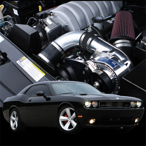 Centrifugal Supercharger Specs: HO Intercooled System For Dodge Challenger SRT-8 By