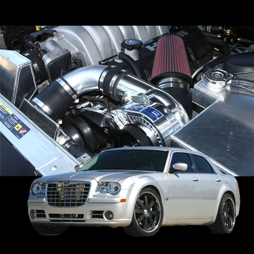 HO Intercooled System For 5.7L Chrysler 300c By Procharger