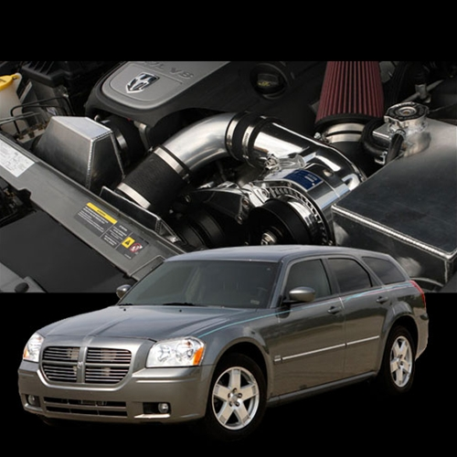 Centrifugal Supercharger Specs: HO Intercooled Tuner Kit For 5.7L Dodge Magnum By