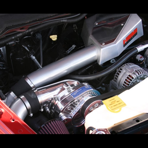 Centrifugal Supercharger Specs: HO Intercooled Tuner Kit For 5.7L Dodge RAM Pickup By
