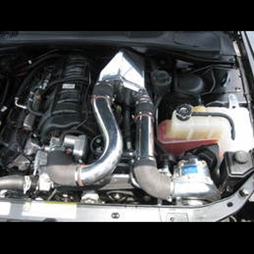 Vortech Supercharger Dimensions: Vortech Dodge Challenger 5.7L MANUAL Transmission