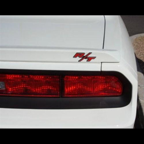 Challenger rt spoiler emblem shophemi click here to view larger image publicscrutiny Choice Image