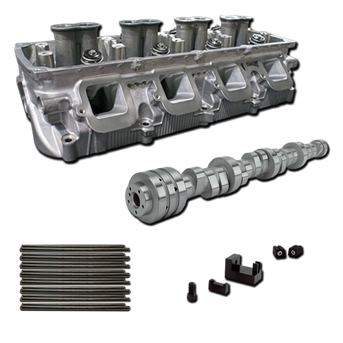 Arrington Performance VVT 5.7 And 6.4 HEMI Phase 6 Heads