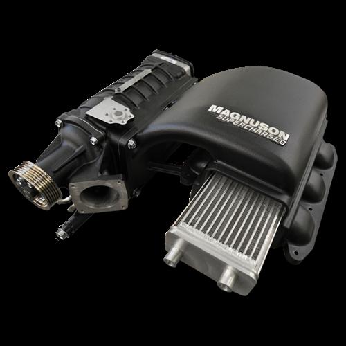 Roots Type Supercharger For 4 3 V6: Magnuson Jeep Wrangler JK 2007-2010 3.8L Intercooled