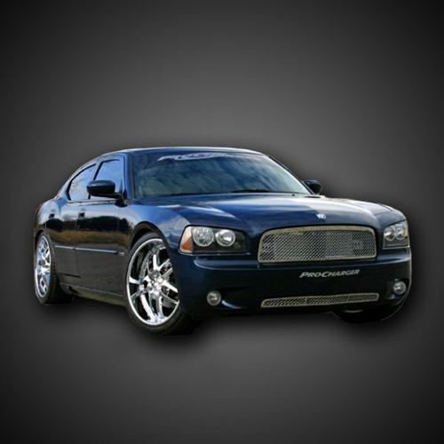Centrifugal Supercharger Specs: HO Intercooled Tuner Kit For 5.7L Dodge Charger By