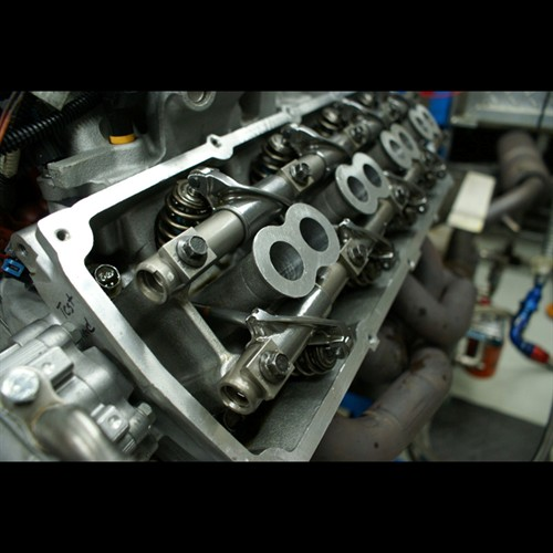 on Nascar Hemi Engine