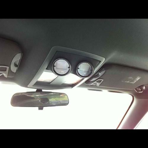 Dual Overhead Gauge Pod by Razors Edge shopHEMI com