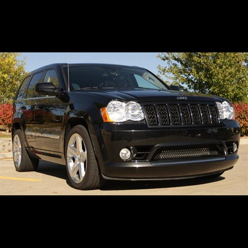 Procharger Jeep Grand Cherokee SRT8 HO Intercooled ...