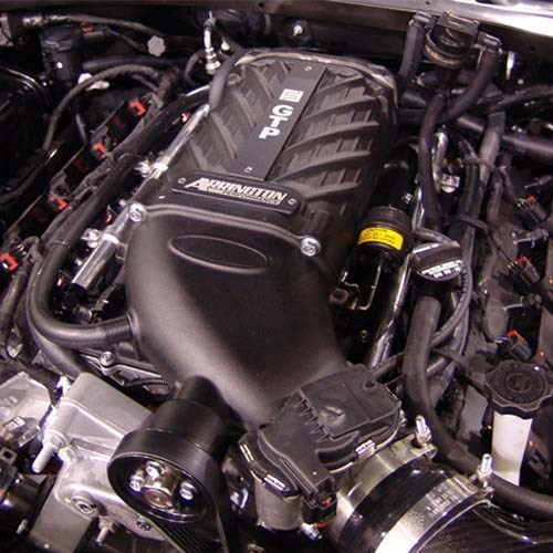 Vortech Supercharger Challenger Srt8: Arrington Performance HEMI 6LB Supercharger Kit