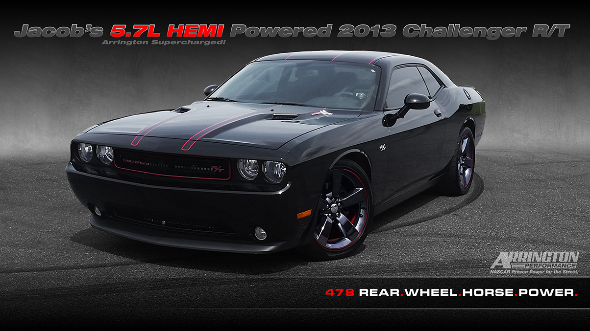 All Types challenger rt hp : shopHEMI.com