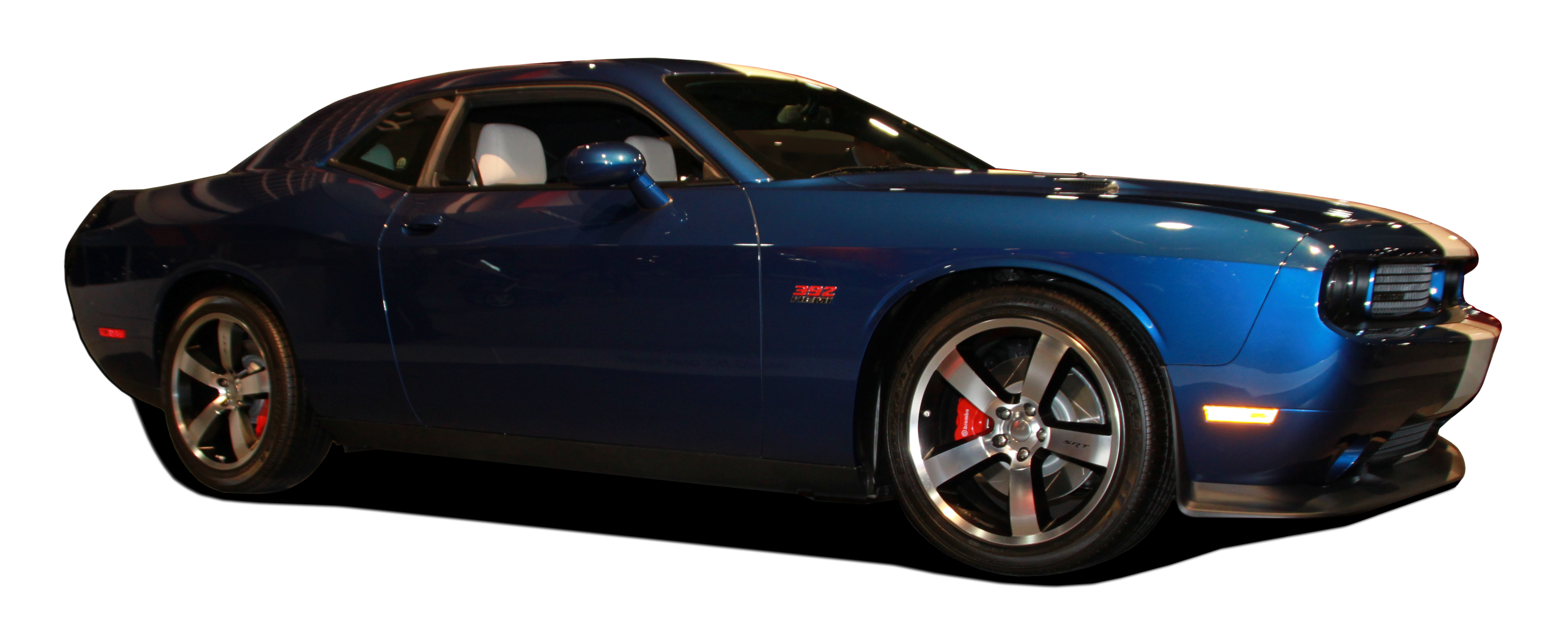 2011 Dodge Challenger Srt 8 392
