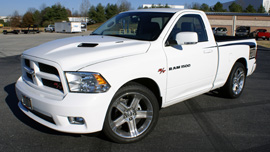 2012 Supercharged Dodge Ram 1500 R/T