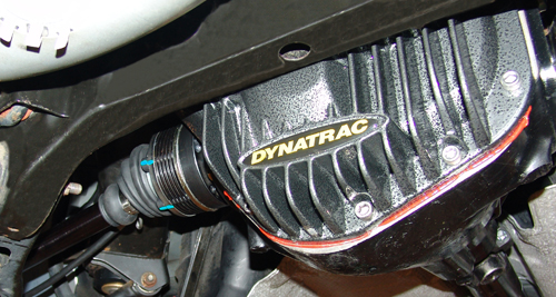 Dynatrac Dana 60 Installed