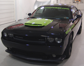 2012 Dodge Challenger SRT8 with Forged 426 Hemi and Compound Forced Induction by Arrington Performance