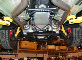 Arrington Performance Custom Roll Cage