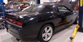Supercharged 2009 Challenger 449 SRT