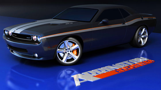 Power Trip - Dodge Challenger SRT8
