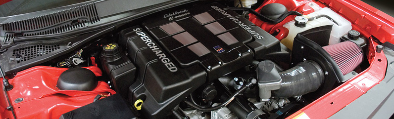 Edelbrock HEMI E-Force Supercharger