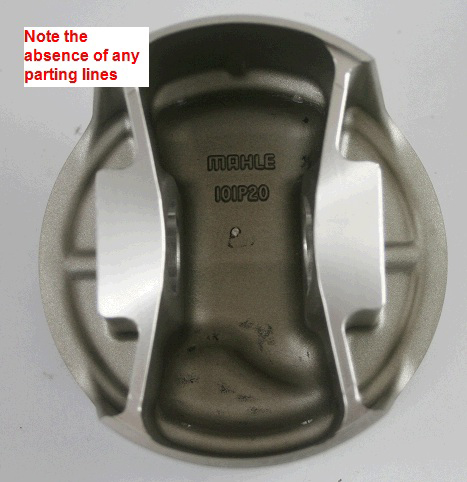 Mahle Forged Pistons