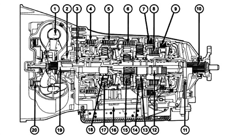 nag1 stock mopar transmission section diagram mopar hemi nag1 transmission shophemi com  at fashall.co