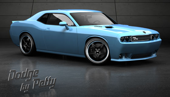 Richard Petty teams with shopHEMI.com to