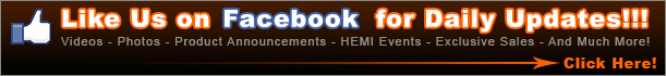 Like shopHEMI.com on Facebook!
